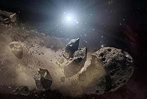 Life on Earth may have come from asteroids: scientists