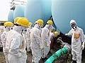 Fukushima operator says six workers contaminated in latest leak