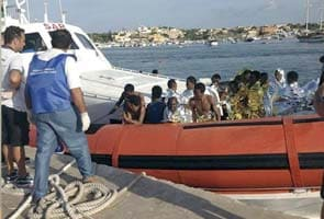 Over 100 dead, 200 missing as migrant boat sinks off Italy