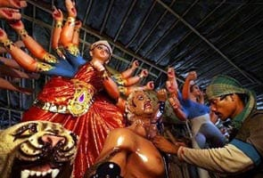 Durga Puja: Recreating Bengal's splendour in Delhi