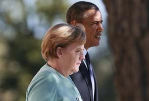 Barack Obama did not discuss tapping Angela Merkel's phone with NSA chief: White House