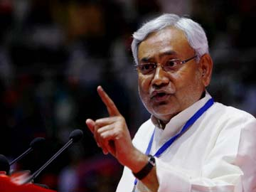Why isn't Nitish Kumar naming Indian Mujahideen, asks BJP