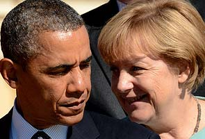 Barack Obama aware of Merkel spying since 2010: German report
