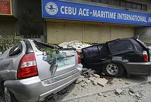 Earthquake measuring 7.2 hits central Philippines, killing 20