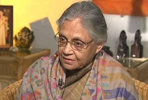 Delhi BJP demands Sheila Dikshit's resignation alleging corruption