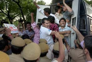 Telangana state cleared, Hyderabad shared capital; Seemandhra erupts in protest