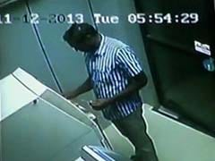 Bangalore ATM attack: CCTV footage of man resembling accused surfaces