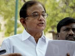 In Gujarat, security is provided by stalking and snooping: P Chidambaram's dig at Narendra Modi