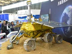 China showcases lunar rover model ahead of December launch
