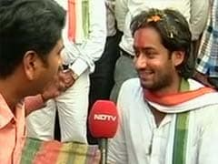 Digvijaya Singh's son makes political debut in Madhya Pradesh polls