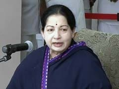 Jayalalithaa blames central PSUs for power crisis in Tamil Nadu