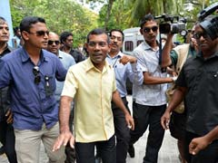 Maldives President steps down ahead of run-off polls