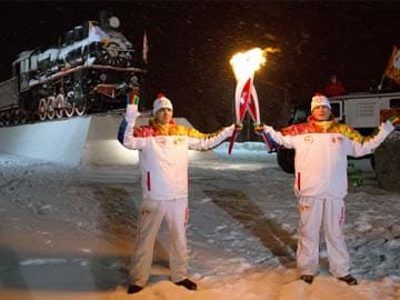 Russia to take Olympic torch into space ahead of 2014 Winter Games