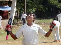 Why schoolboy Prithvi Shaw, 14, is trending in India