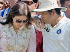 What Sachin Tendulkar's mother-in-law thought of his speech