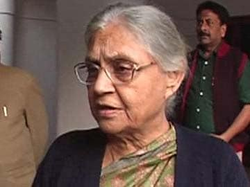 Delhi elections: No Modi effect, says Sheila Dikshit