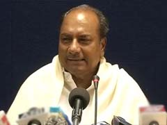 Defence Minister AK Antony pulls up Navy over the sinking of INS Sindhurakshak