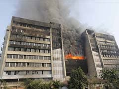 Suspected arson at giant Bangladesh garment factory: police