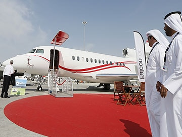 At Dubai Airshow Private Jets And VIP Choppers Are Hot Sellers