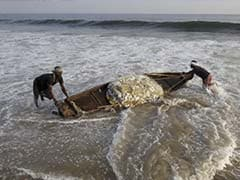 Cyclone 'Helen' likely to make landfall in Andhra Pradesh by tomorrow night