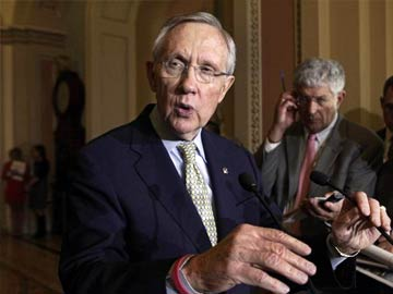 Harry Reid committed to moving ahead with Iran sanctions