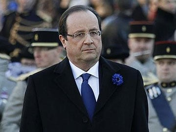 Seventy arrested as France's Francois Hollande booed at WWI tribute