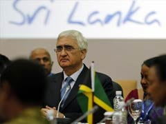 Salman Khurshid regrets Prime Minister could not attend Commonwealth meet
