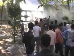 Violence outside sugar mill in Lakhimpur Kheri over farmer's suicide