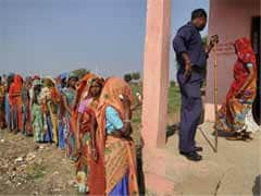 Madhya Pradesh polls: 46.23 per cent voter turnout till 2 pm