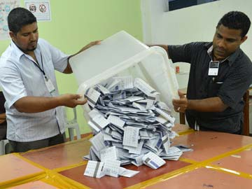 Maldives presidential polls postponed again, run-off on November 16