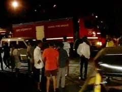Mumbai: Four killed in building fire, ten injured