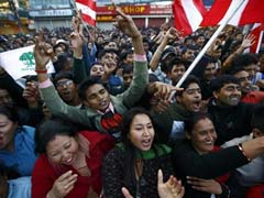 Nepali Congress emerges largest party in polls, stakes claim to form government
