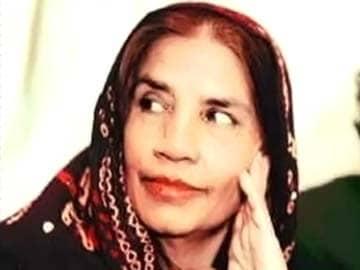 Pakistani folk singer Reshma of 'Lambi Judai' fame dies