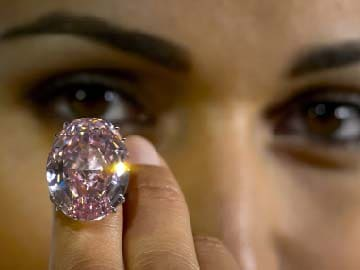 A diamond that might set the world record, valued at $60 million