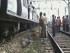 4 railway employees run over by train in Maharashtra