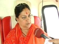 BJP releases populist manifesto in Rajasthan
