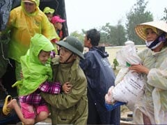 600,000 people evacuated in Vietnam as typhoon nears: officials
