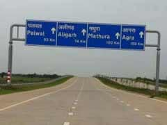 Noida: Four die in road accident on Yamuna Expressway