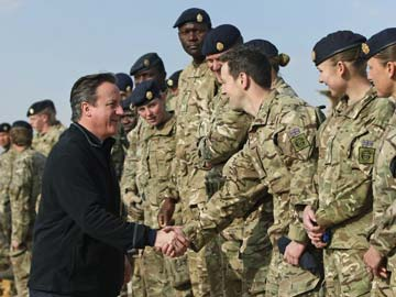 David Cameron under fire for Afghan mission accomplished remark