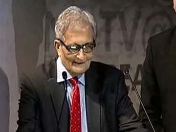 If you get an honour you think you don't deserve, it's still very pleasant: Amartya Sen