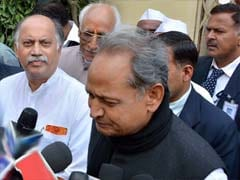 Assembly elections results 2013: Ashok Gehlot leading in Rajasthan's Sardarpura seat