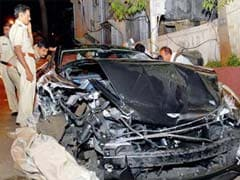 Mumbai Aston Martin crash: no compensation from Reliance, says woman driver