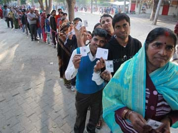 Delhi election 2013: record voter turnout, Arvind Kejriwal's big test