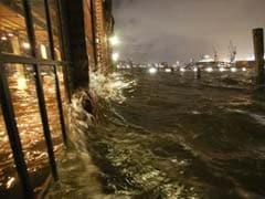 European storm turns deadly, threatens huge tidal surge