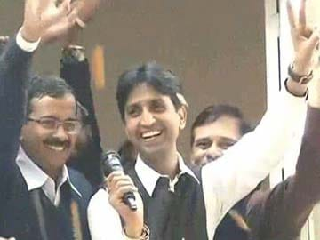 Assembly election 2013: Arvind Kejriwal sweeps Sheila Dikshit right out of her constituency