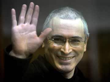 Russia's former richest man Mikhail Khodorkovsky pardoned: Kremlin