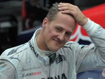 Michael Schumacher in coma after France ski accident