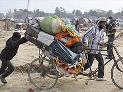 Government forcing us out of relief camp, allege Muzaffarnagar riot victims