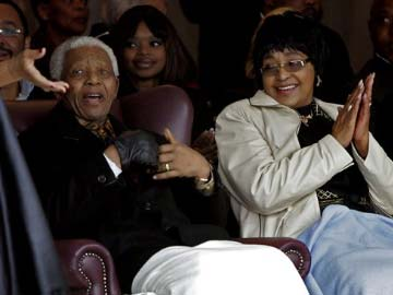 Nelson Mandela a fighter even as death nears: daughter