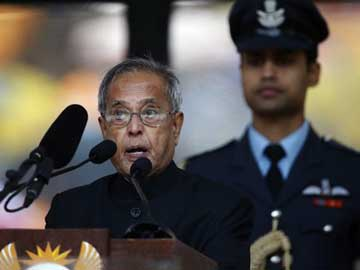 World will honour Nelson Mandela's legacy: Pranab Mukherjee